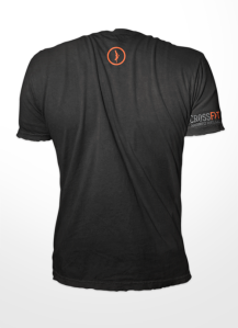 CROSSFIT TSHIRT BACK