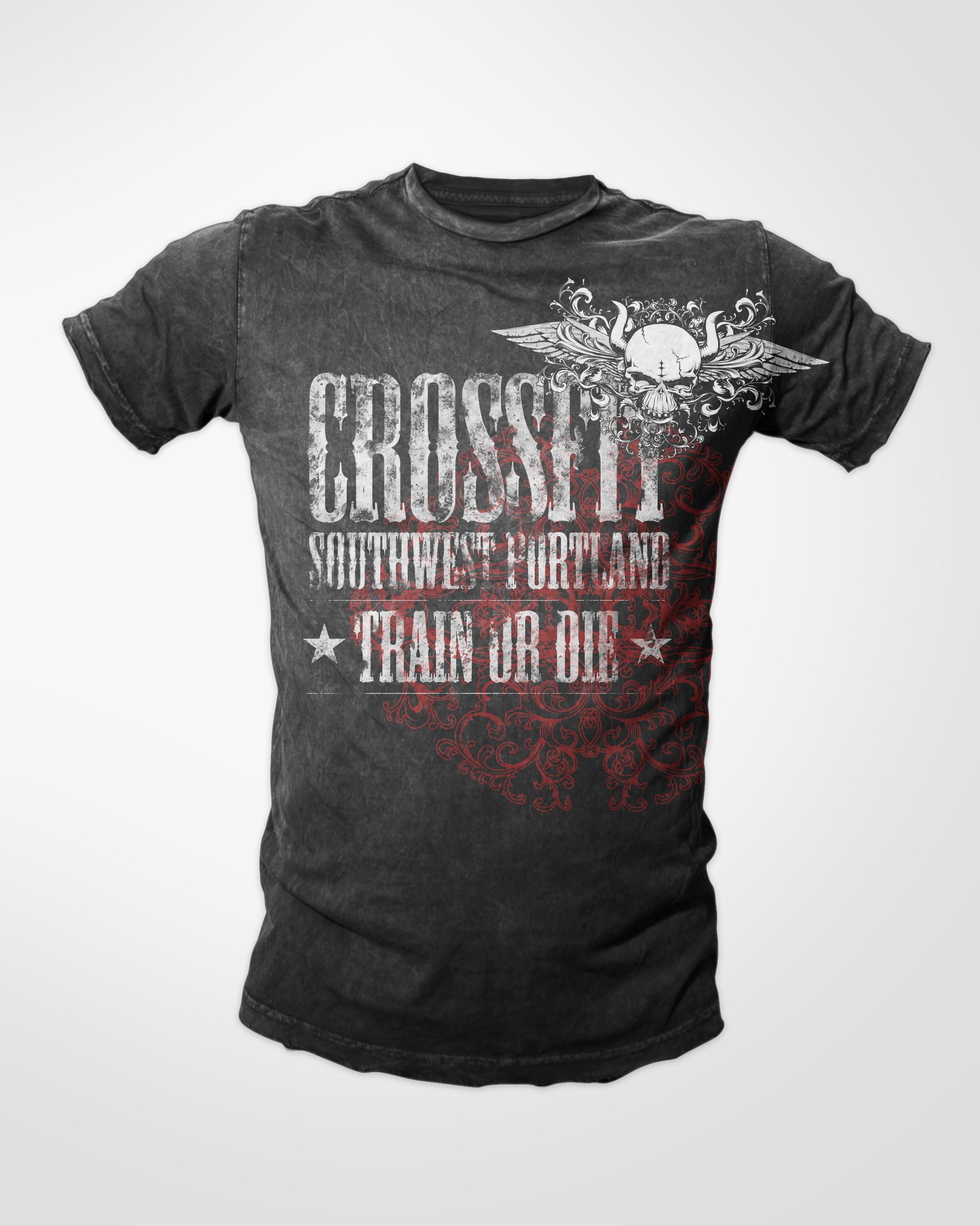 T Shirt Vote Crossfit Sw Portland