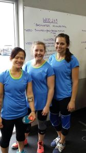 Nice Work Cecilia, Kelsey and Athena!