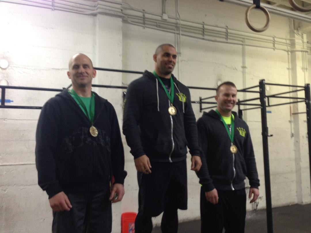 RX men winners