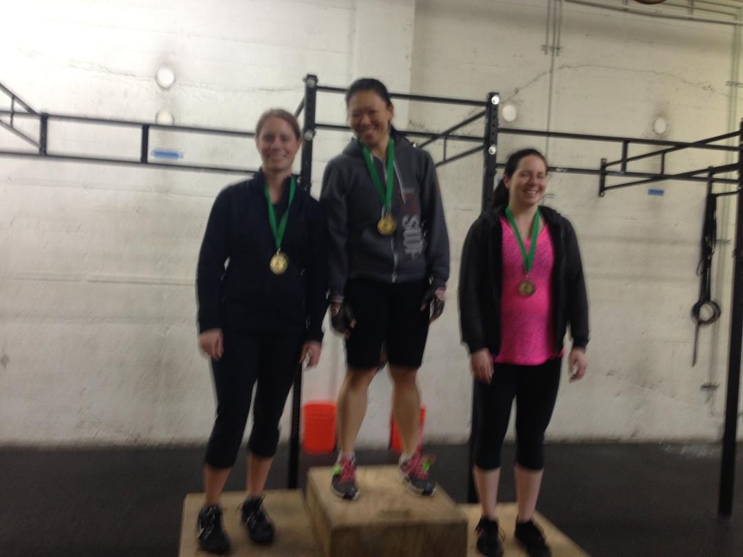Scaled winners!